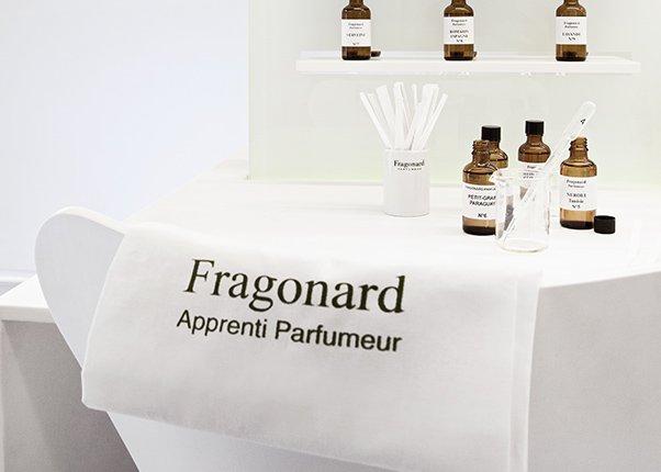 Activité de création de parfum Paris